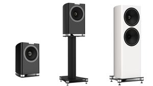 F700, F701, F704 (von links, Bilder: Fyne Audio)